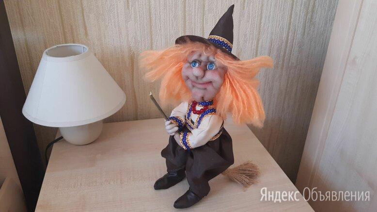 Ведьмочка по цене 1300₽ - Рукоделие, поделки и сопутствующие товары, фото 0