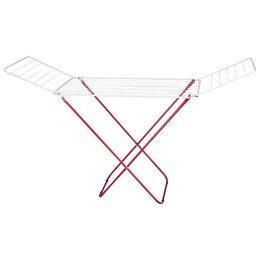 Сушилки для белья - Сушилка напольная для белья 20м (180*105*55см), металл, белая, CD-20, арт.311..., 0