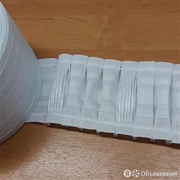 шторная лента С180 (8,5 см.) по цене 40₽ - Готовые строения, фото 0