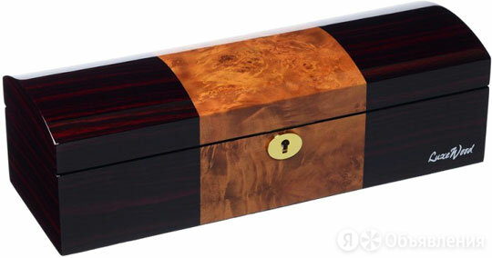 Футляры для часов Luxewood LW807-6-5 по цене 7490₽ - Шкатулки для часов, фото 0