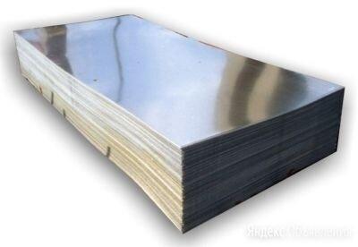 Лист свинцовый С1 4,0х500х1000мм по цене 155₽ - Металлопрокат, фото 0