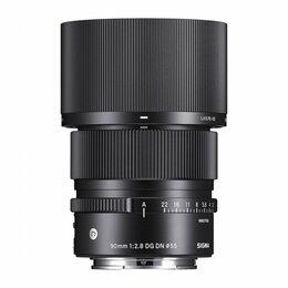 Объективы -  Sigma Объектив Sigma AF 90mm F/2.8 DG DN Contemporary Sony E, 0