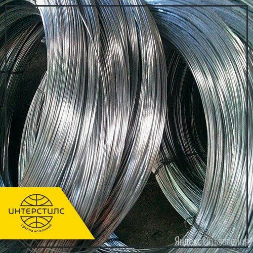 Проволока нержавеющая 20Х13 4,2 мм ГОСТ 18143-72 по цене 407000₽ - Металлопрокат, фото 0