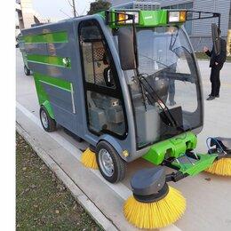 Уборочные и моющие машины - Электрическая аккумуляторная подметально-уборочная машина Smart Electra 1.1, 0