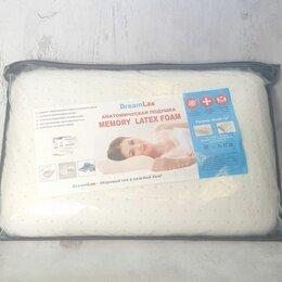 Подушки - Анатомическая подушка латекс foam, 0
