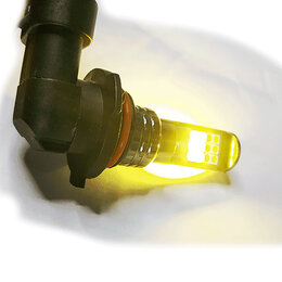 Электрика и свет - Противотуманка / ДХО, новые сверхяркие SMD3030, 9006/HB4, 0