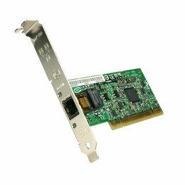 Сетевые карты и адаптеры - Сетевой Адаптер Intel PRO 82541 ** 1 Гбит/c **, 0