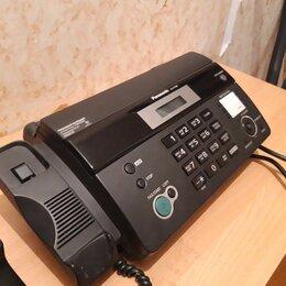 Факсы - Факс panasonic kx-ft982rub, 0