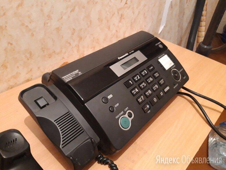 Факс panasonic kx-ft982rub по цене 1190₽ - Факсы, фото 0