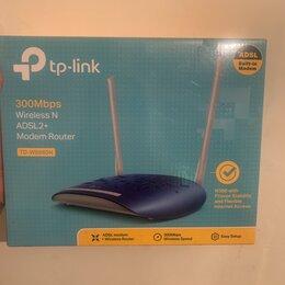 Оборудование Wi-Fi и Bluetooth - Tp-link td-w8960nd характеристики, 0