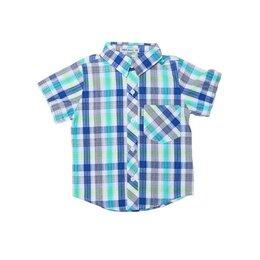 Рубашки - НОВАЯ РУБАШКА 100% хлопок на мальчика, рост 140…, 0