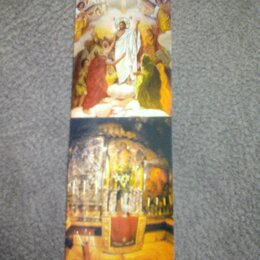 """Картины, постеры, гобелены, панно - Закладка""""Вознесение И Христа, 0"""