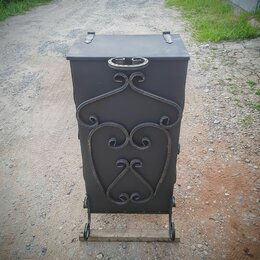 Мусорные ведра и баки - Ящик для мусора (мусорный контейнер), 0