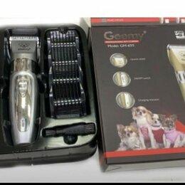 Груминг и уход - Машинка для стрижки животных GEEMY GM-635, 0