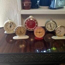 Часы настольные и каминные - Коллекция механических будильников, 0