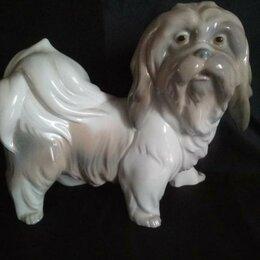 Статуэтки и фигурки - Статуэтка LLADRO собака 1984 год, 0