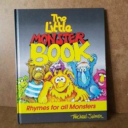 Литература на иностранных языках - Салмон Майкл The Little Monster Book. Rhymes for all Monsters , 0