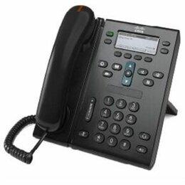 VoIP-оборудование - Cisco CP-6941-CL-K9, 0