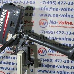 Двигатель и комплектующие  - Лодочный мотор Yamaha 2 DMHS (2-х тактный), 0