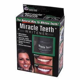 Полоскание и уход за полостью рта - Отбеливатель для зубов Miracle Teeth Whitener (1 Банки хватит на 6 месяцев), 0