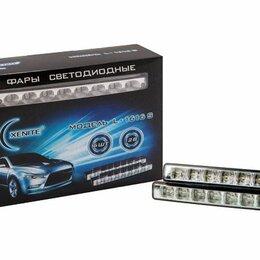 Блоки питания - Комплект Фары дневного света (светодиодные) Xenite L-1616 S Гарантия 1 год, 0