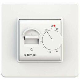Электрический теплый пол и терморегуляторы - Терморегулятор Terneo MEX, 0