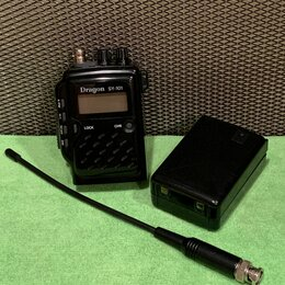 Рации - Мобильная Си-Би 27мГц радиостанция Dragon SY-101, 0
