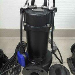Насосы и комплектующие - Канализационный насос для интенсивной эксплуатации 50WQD 10-10-0,75 F, 0