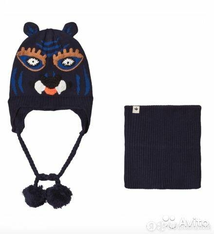 Шапка с тигром и снуд Billybandit (5 размеров) по цене 2016₽ - Головные уборы, фото 0