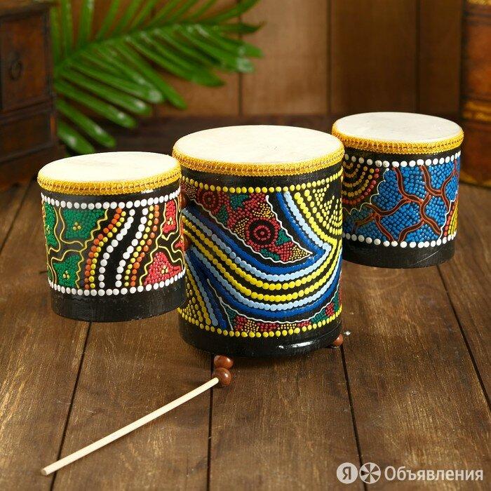 Барабаны тройные по цене 1463₽ - Стеллажи и этажерки, фото 0