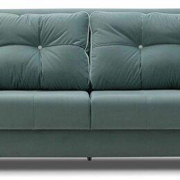 Диваны и кушетки - Диван-кровать Сохо (бирюзовый Neo 21), 0