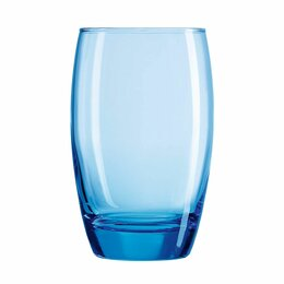 Конный спорт - Хайбол «Сальто Айс Блю» стекло; 350мл; D=76,H=121мм; ARC, 0