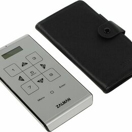 "Внешние жесткие диски и SSD - Внешний бокс ZALMAN ZM-VE500 для 2.5"" HDD SATA, USB 3.0, virtual drive, 0"