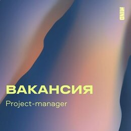Менеджеры - Проектный менеджер, 0