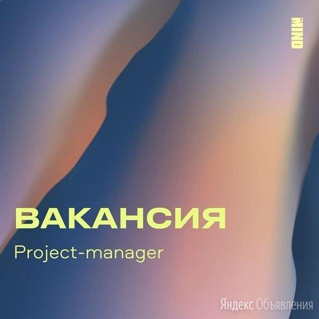 Проектный менеджер - Менеджеры, фото 0