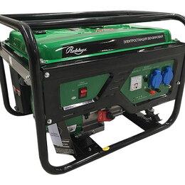 Электрогенераторы и станции - Генератор бензиновый Robbyx RB8000 6.5 кВт, 0