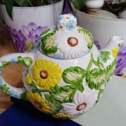Заварочные чайники - Керамический чайник, 0