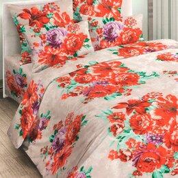 Постельное белье - Комплект постельного белья Прикосновение Любви 2,0 - сп бязь 125 гр сшивной, 0