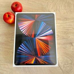 Планшеты - Новый iPad Pro 12.9 2021 M1 256Gb Wi-Fi Space Gray, 0