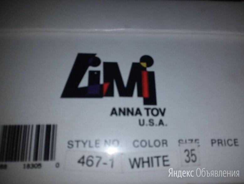 Туфли женские размер 35 anna tov usa новые по цене 2000₽ - Туфли, фото 0