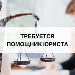 Юристы - Требуется помощник юриста, 0