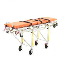 Машинки для удаления катышков - Каталка для автомобилей скорой медицинской помощи ММ-А3 СП-1НФ со съемными но..., 0