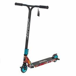 Велосипеды - Трюковой самокат, 0