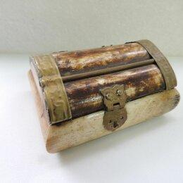 Шкатулки - Шкатулка из кости , 0