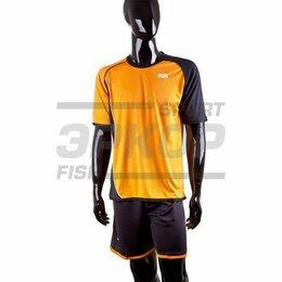 Спортивные костюмы и форма - Форма футбольная RGX Senior оранж-чёрно-белая (х4), 0