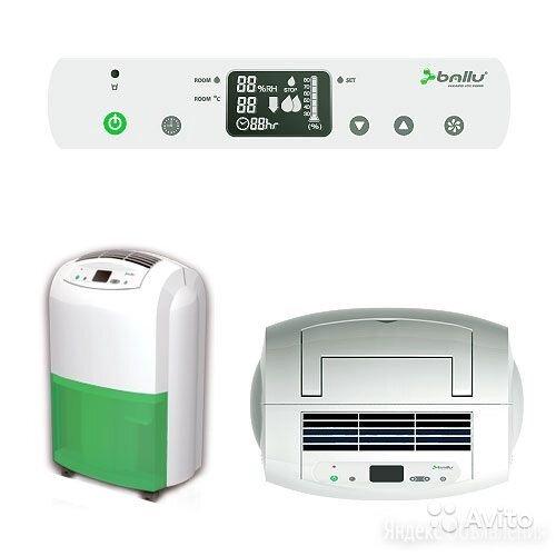 Осушитель воздуха по цене 14350₽ - Обогреватели, фото 0