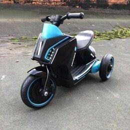 Электромобили - Электромотоцикл на трех колесах, 0