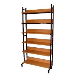 Стеллажи и этажерки - Стеллаж библиотечный односторонний, 0