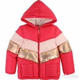 Куртки и пуховики - Пуховик с капюшоном Billieblush, 2 года, 0