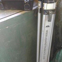 Измерительные инструменты и приборы -  Оптический нивелир CST/berger SAL28ND и алюминиевый штатив, 0